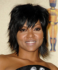 Taraji.P. Henson - Short Straight