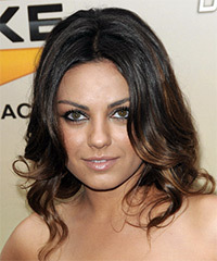 Mila Kunis - Long Wedding