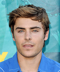 Zac Efron short  Hairstyle - click to view hairstyle information