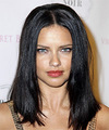 Adriana Lima Hairstyles