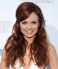 Rachel Boston - Half Up Long