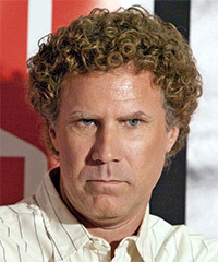 Will Ferrell Hairstyle