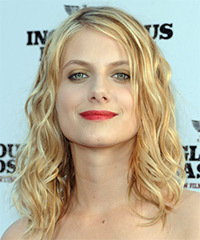 Melanie Laurent Hairstyle - click to view hairstyle information