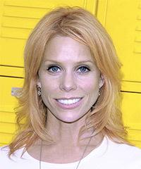 Cheryl Hines Hairstyle