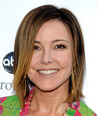 Christa Miller Hairstyle - click to view hairstyle information