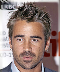 Colin Farrell Hairstyle