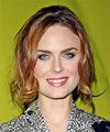 Emily Deschanel Hairstyle
