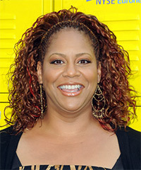 Kim Coles Hairstyle - click to view hairstyle information