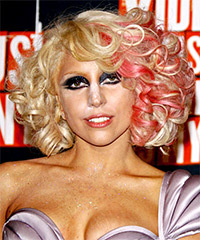 Lady GaGa - Medium Curly
