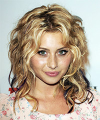 Alyson Michalka Hairstyle