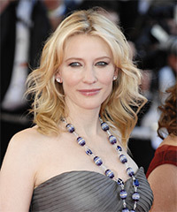 Cate Blanchett Hairstyle - click to view hairstyle information