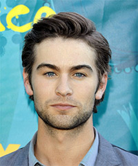 Chase Crawford Short Straight Formal