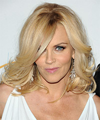 Jenny McCarthy Long Wavy Formal
