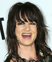 Juliette Lewis Hairstyle - click to view hairstyle information