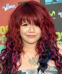 Alison Iraheta - Curly