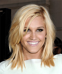 Ashley Robbins Hairstyle - click to view hairstyle information