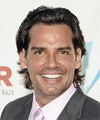 Cristian de la Fuente Hairstyles