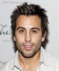 Daniel DeSanto Hairstyles