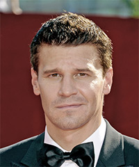 David Boreanaz - Straight