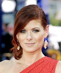 Debra Messing Hairstyle