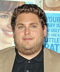 Jonah Hill Hairstyle