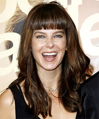 Jules Asner Hairstyle - click to view hairstyle information