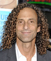 Kenny G Hairstyles