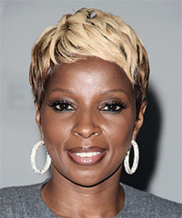 Mary J. Blige Hairstyle