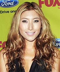 Dichen Lachman Hairstyle - click to view hairstyle information