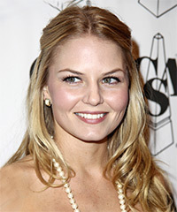 Jennifer Morrison - Half Up Long Curly