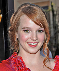 Kay Panabaker - Curly