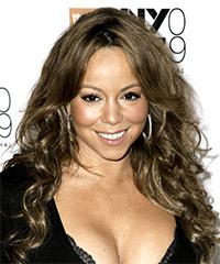 Mariah Carey - Curly