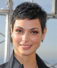 Morena Baccarin Hairstyle