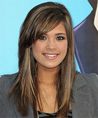 Nicole Gale Anderson Hairstyle - click to view hairstyle information
