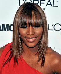 Serena Williams - Straight