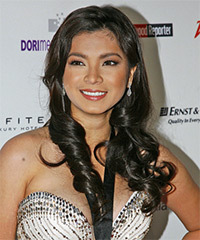 Angela Locsin Hairstyle - click to view hairstyle information