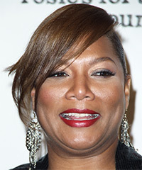 Queen Latifah - Updo Long Straight