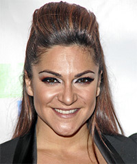 Shoshana Bean Hairstyle - click to view hairstyle information