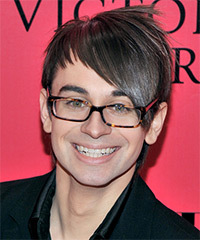 Christian Siriano Hairstyle