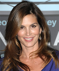 Cindy Crawford - Straight