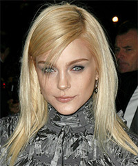 Jessica Stam Hairstyle - click to view hairstyle information