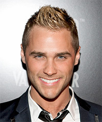 Joshua Strickland Hairstyle - click to view hairstyle information