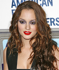 Leighton Meester Hairstyle - click to view hairstyle information