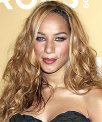 Leona Lewis Hairstyle