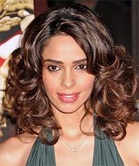 Milika Sherawat - Curly