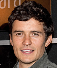 Orlando Bloom - Short Wavy