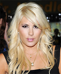 Shayne Lamas Hairstyle - click to view hairstyle information