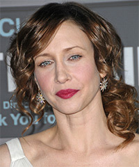 Vera Farmiga - Updo Long Curly