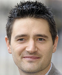 Tom Chambers Hairstyle - click to view hairstyle information