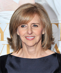 Nancy Meyers Hairstyle